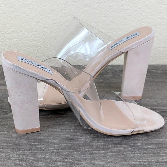 e103df4aa89 Steve Madden Jubilee Slide Sandals 9.5